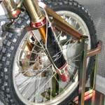 Motorcyckelställ